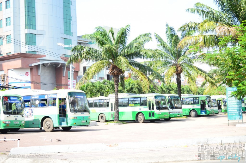 saigon bus station
