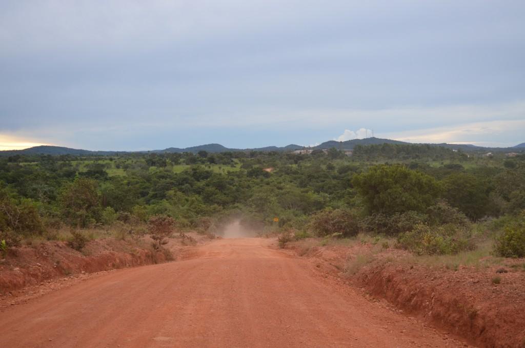 road to bonito brazil