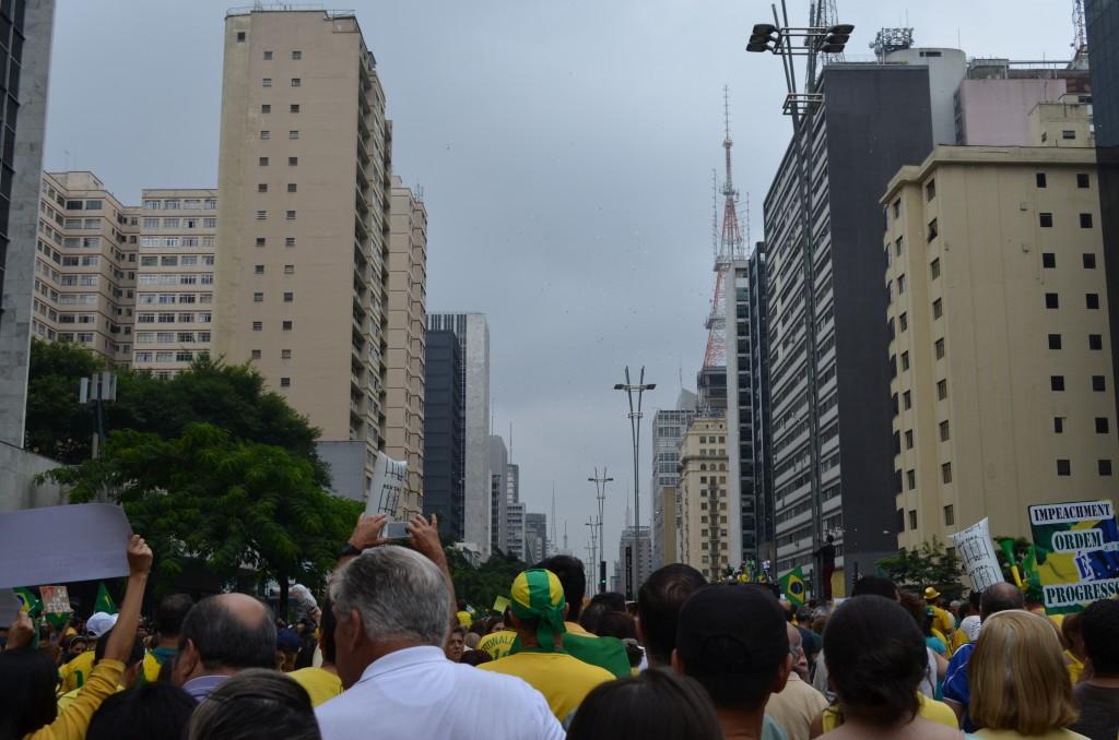 avenida paulista protest sao paulo 13 march 2016